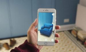 IKEA 推出的 IKEA Place app